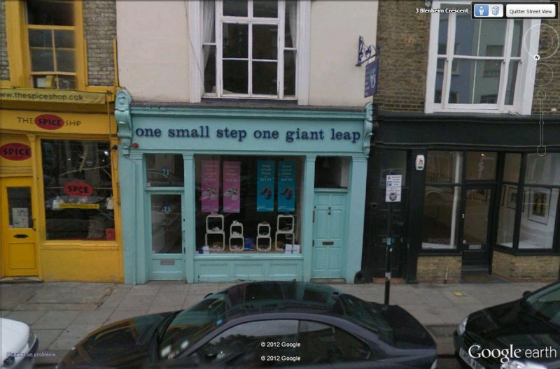 STREET VIEW : les façades de magasins (Monde) - Page 2 One_sm10