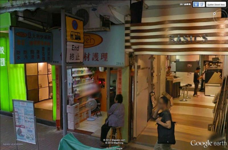 STREET VIEW : les façades de magasins (Monde) - Page 2 Peintu10