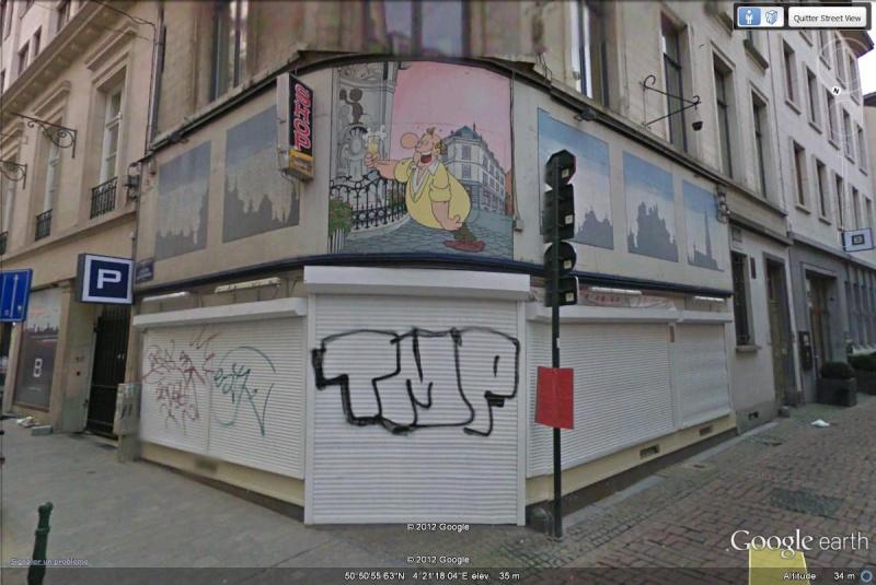 Les parcours BD de Bruxelles, Laeken et Anvers - Page 6 Poje10