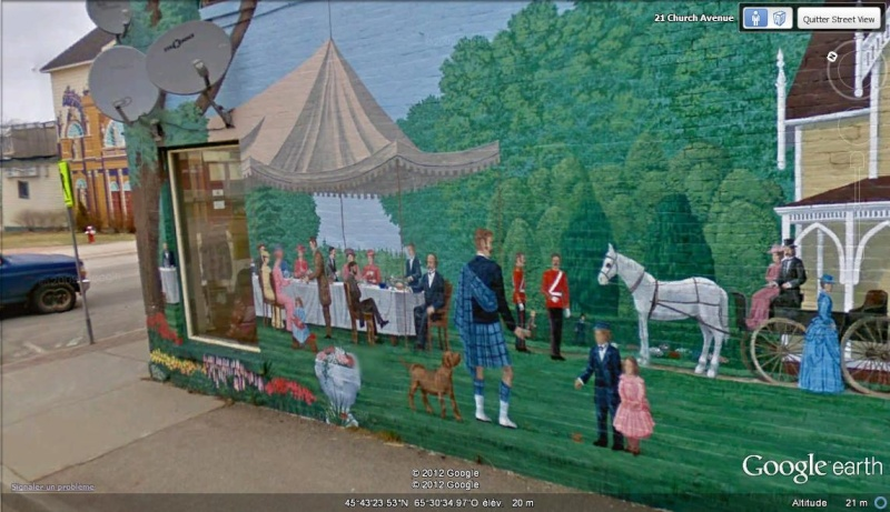 STREET VIEW : les fresques murales - MONDE (hors France) - Page 8 Sussex12