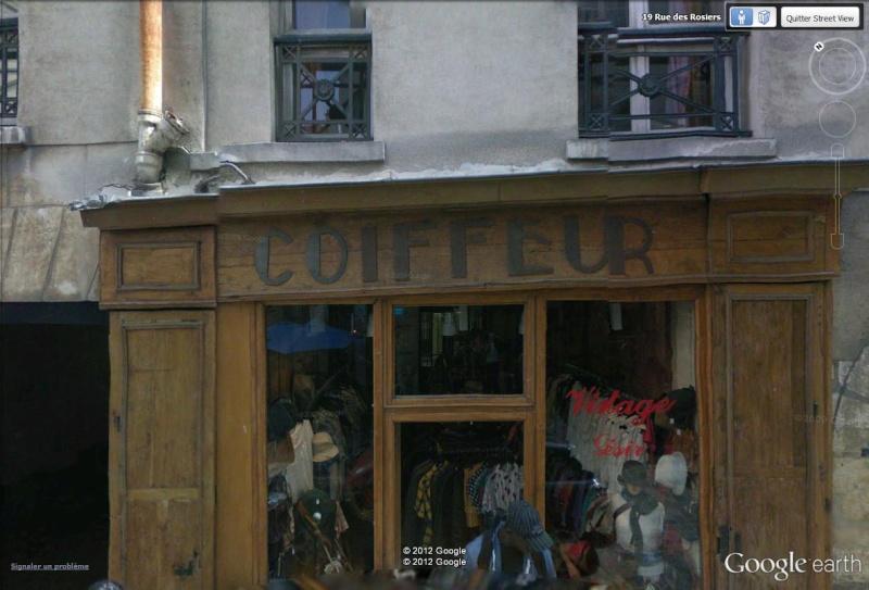 STREET VIEW : les façades de magasins (France) - Page 3 Vintag10