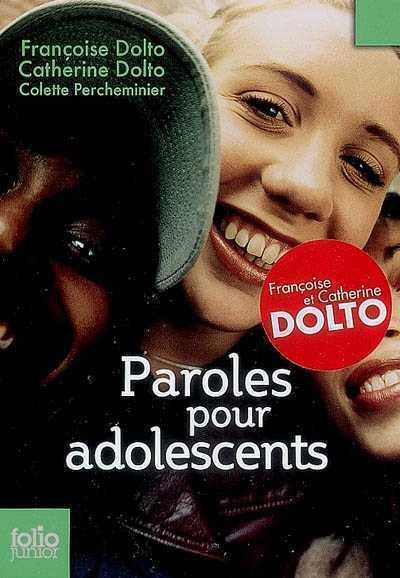 [Dolto, Françoise & Catherine] Paroles pour adolescents ou le complexe du homard 97820711