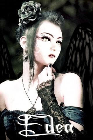 Edea Kramer: Dark Angel Blue_q11