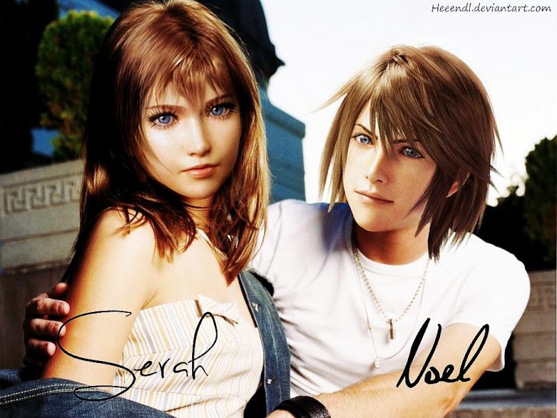 Serah And Noel: I'm With You Serah_10