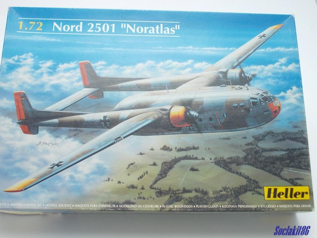 Nord 2501 Noratlas ( Heller 1/72 ) 0023