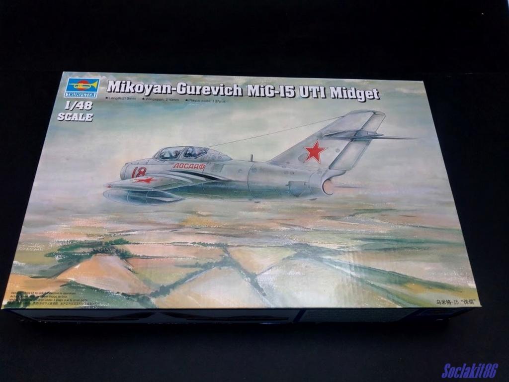 MiG-15 UTI (Trumpeter 1/48)  0031