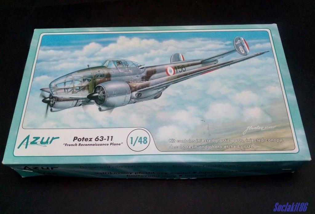 Potez 63-11 (Azur 1/48)  0032