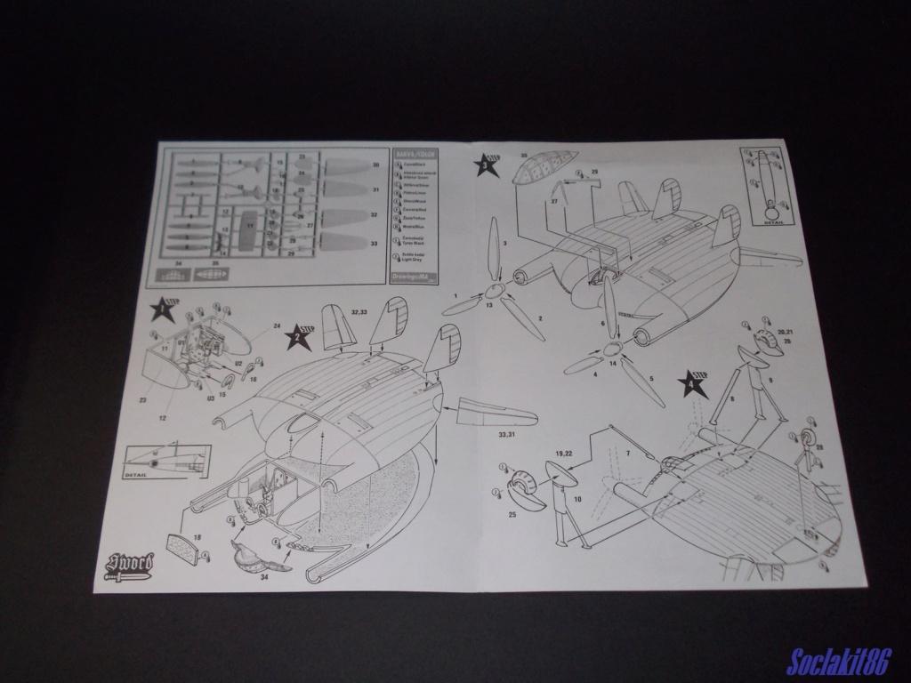 """V-173 """"Flying Pancake"""" (Sword 1/48) 0118"""