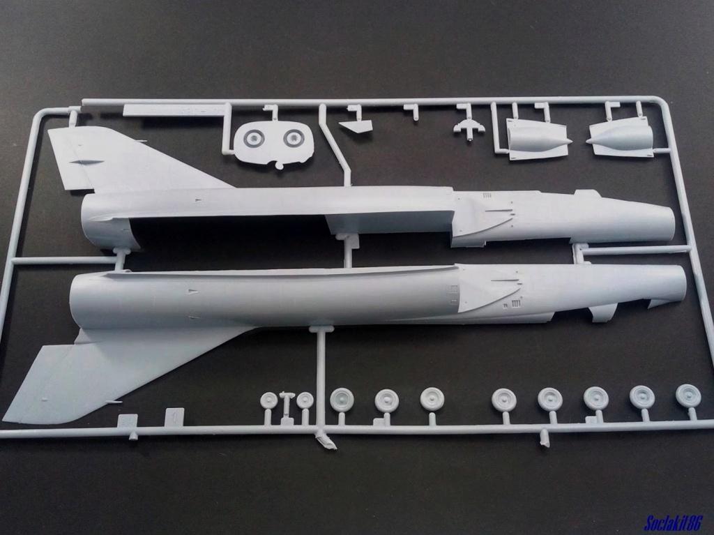 """Fil Rouge 2021 * Mirage IV A n°31/BD """"Opération Tobus """" (Heller 1/48)  0138"""