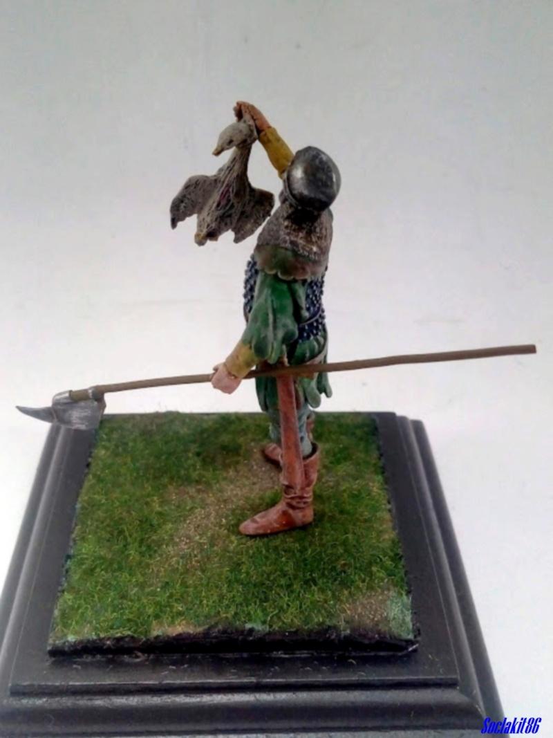 "Figurine ""Conqueror - XV ème century""  (M Model 54 mm réf 3204) ... 0239"