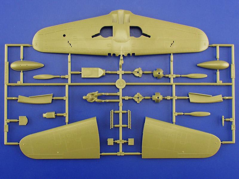 Bell P-400 Airacobra au 1/48 ( Eduard 8061 ) --> P-39 N  0313
