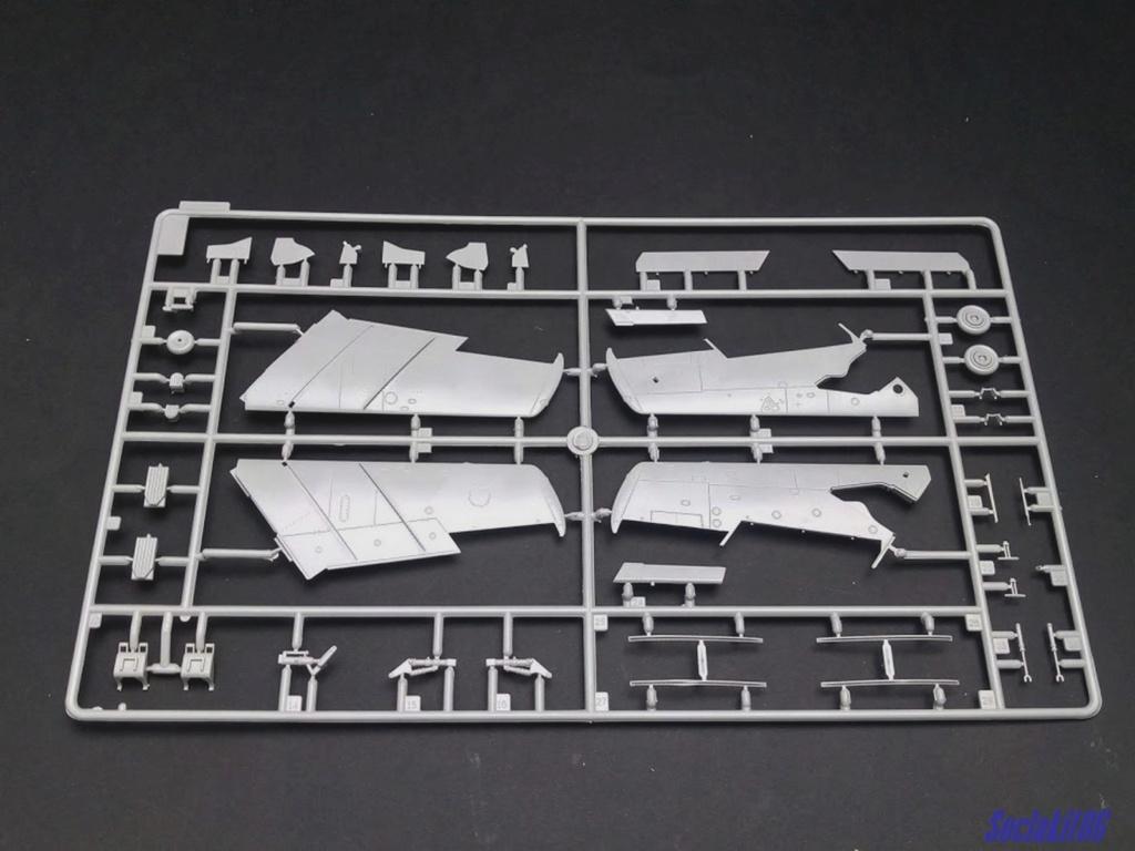MiG-15 UTI (Trumpeter 1/48)  0320