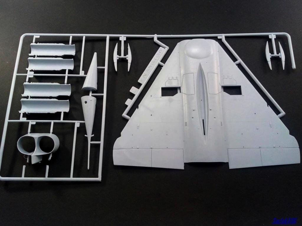 """Fil Rouge 2021 * Mirage IV A n°31/BD """"Opération Tobus """" (Heller 1/48)  0332"""