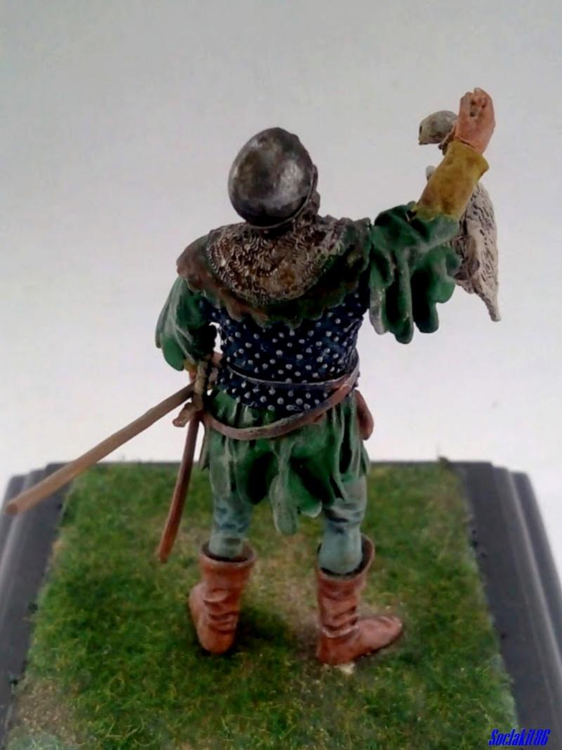 "Figurine ""Conqueror - XV ème century""  (M Model 54 mm réf 3204) ... 0337"