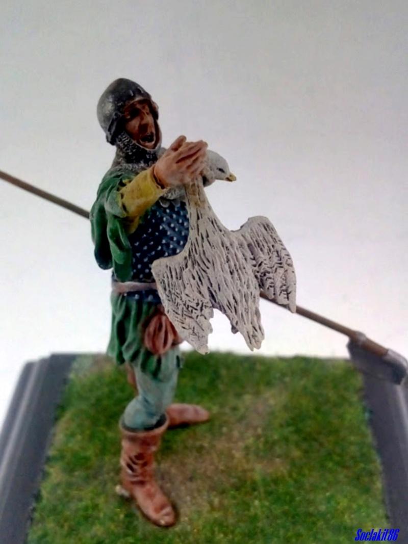 "Figurine ""Conqueror - XV ème century""  (M Model 54 mm réf 3204) ... 0439"