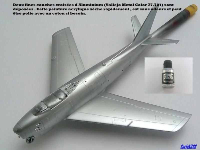 """North American F-86F-30 """"MiG Mad Marines"""" (Eduard 1/48) 0443"""