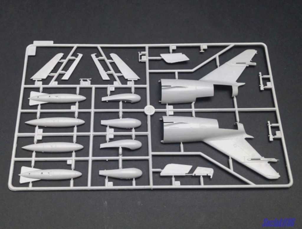 MiG-15 UTI (Trumpeter 1/48)  0520