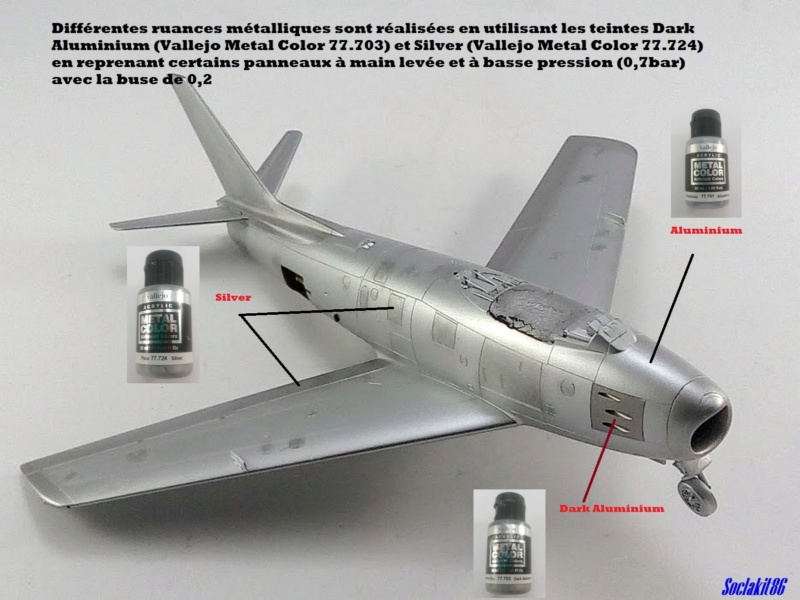 """North American F-86F-30 """"MiG Mad Marines"""" (Eduard 1/48) 0540"""