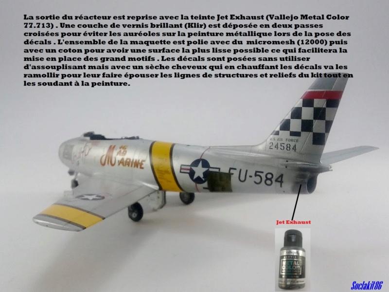 """North American F-86F-30 """"MiG Mad Marines"""" (Eduard 1/48) 0639"""