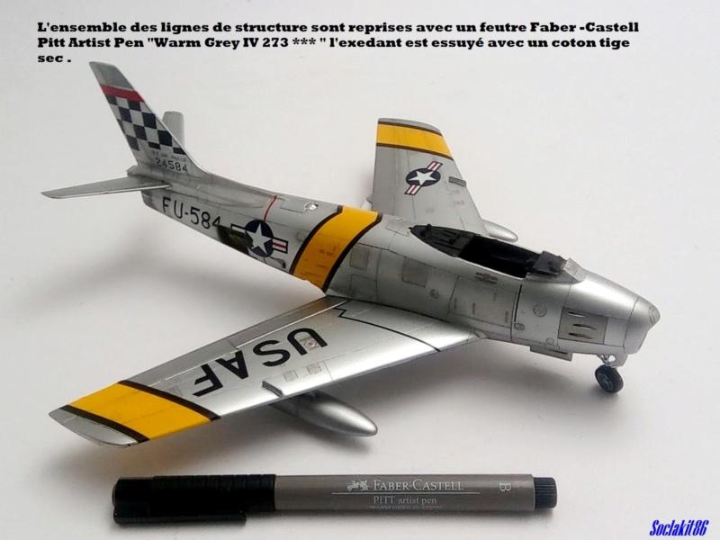 """North American F-86F-30 """"MiG Mad Marines"""" (Eduard 1/48) 0742"""