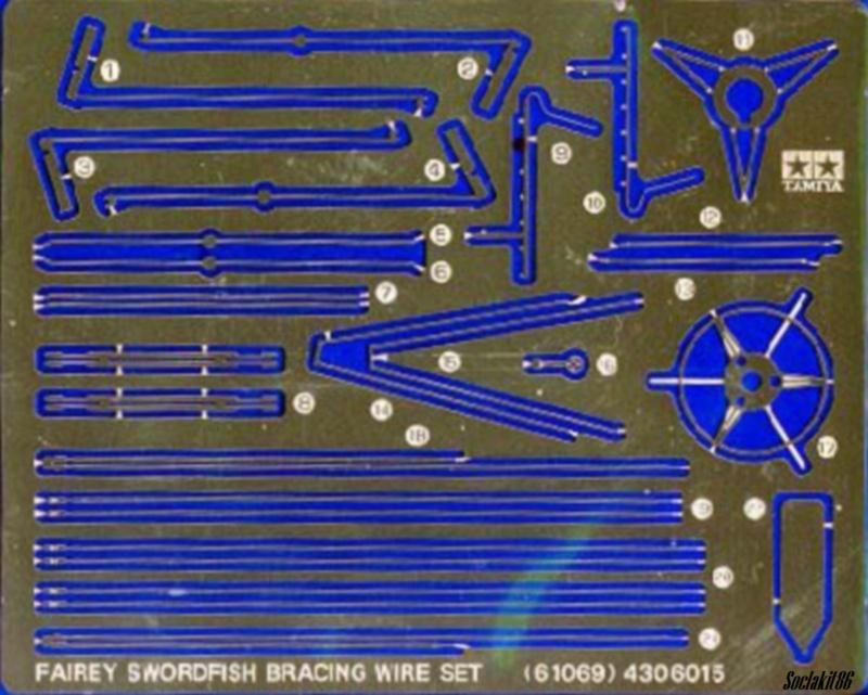 Fairey Swordfish Mark I (Tamiya 1/48) 823 Naval Air Squadron 1937 0841
