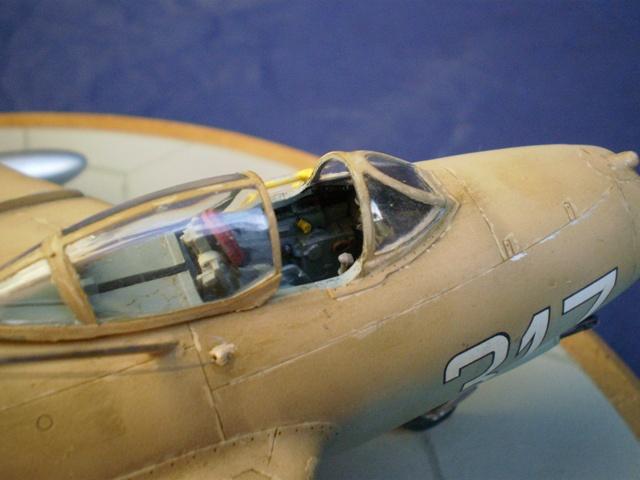 MiG-15 Bis ( Tamiya + Cockpit True Detail 1/48) 1010