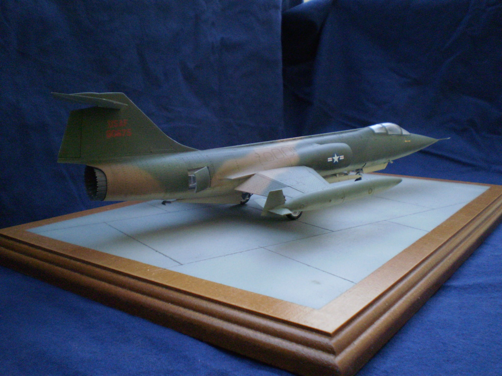 CF-104 G  /CL-90 Starfighter  RCAF - 417th Squadron Cold Lake AB 1962 (Italeri 1/32)  1020