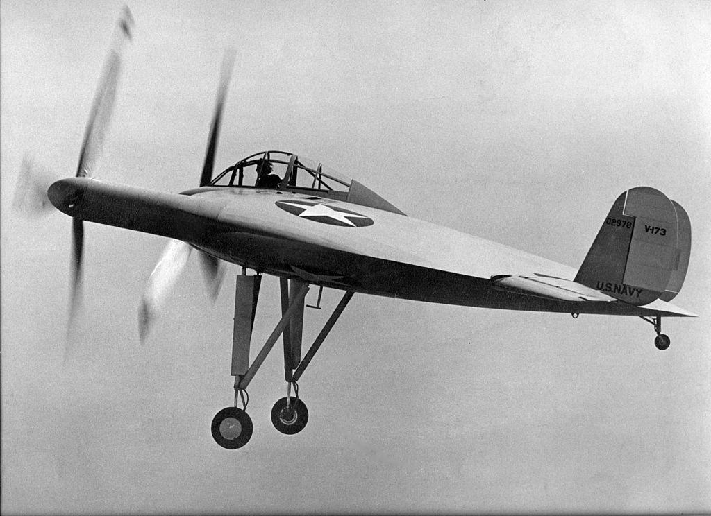 """V-173 """"Flying Pancake"""" (Sword 1/48) 1024px10"""