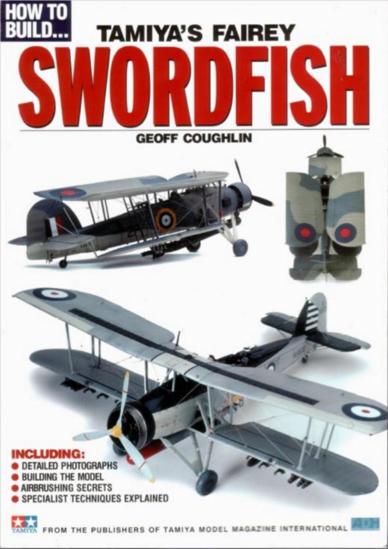 Fairey Swordfish Mark I (Tamiya 1/48) 823 Naval Air Squadron 1937 10466410