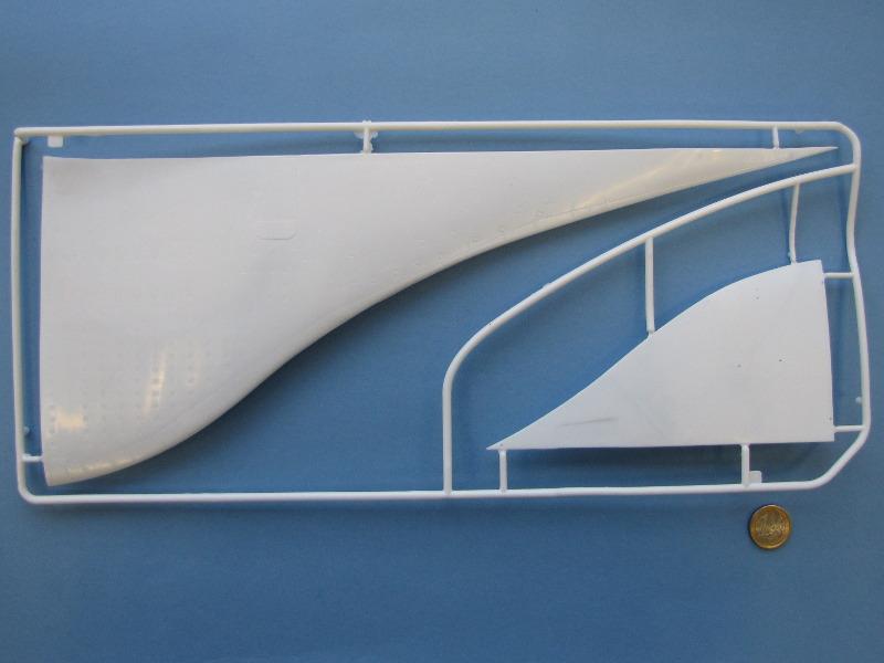 """[CONCOURS """"Ca brille""""] Concorde n°203 / F-BTSC - Heller -1/72 --> maquette détruite 10493-12"""