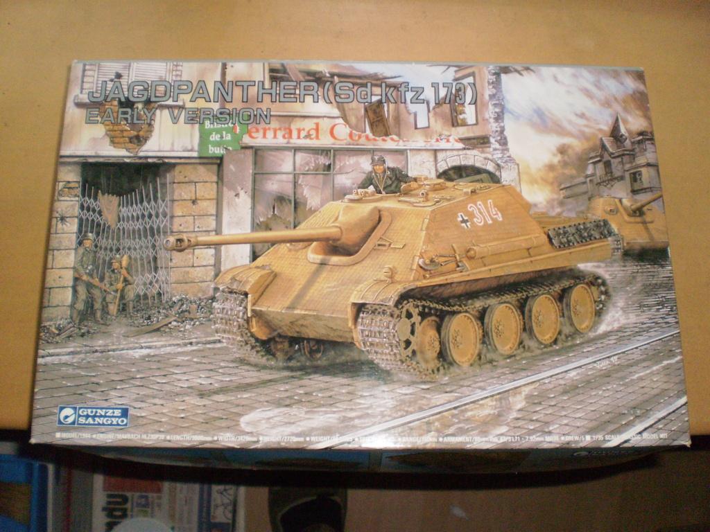 Jagdpanther ( Gunze Sangyo 1/35 ) 113