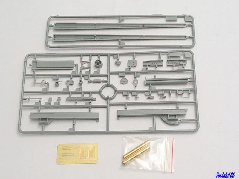 Krupp 12,8 cm PaK 44 (GWH réf L3526 - 1/35 ) 1136