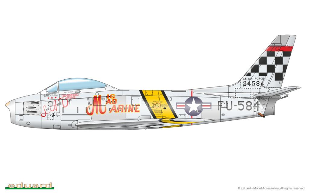 "North American F-86F-30 ""MiG Mad Marines"" (Eduard 1/48) 1163-a10"