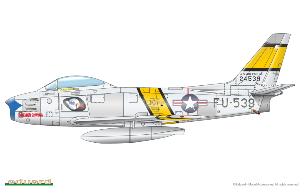 "North American F-86F-30 ""MiG Mad Marines"" (Eduard 1/48) 1163-d10"