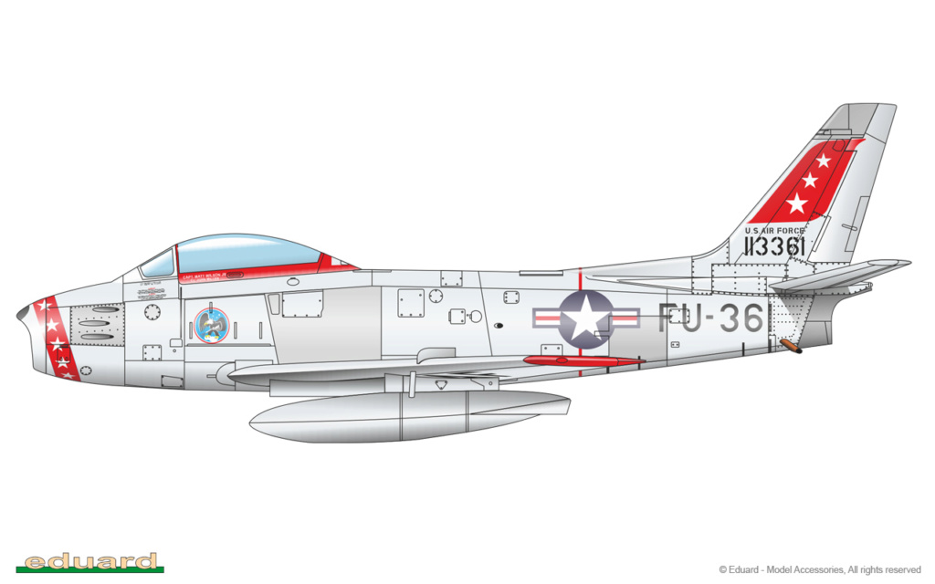 "North American F-86F-30 ""MiG Mad Marines"" (Eduard 1/48) 1163-e10"