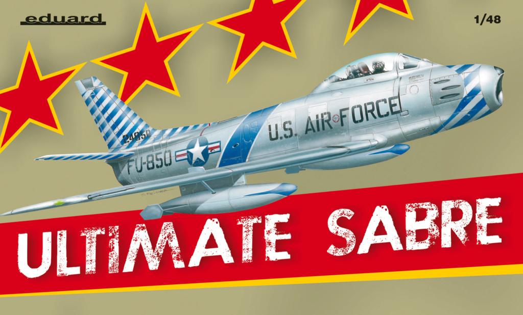 """North American F-86F-30 """"MiG Mad Marines"""" (Eduard 1/48) 116310"""