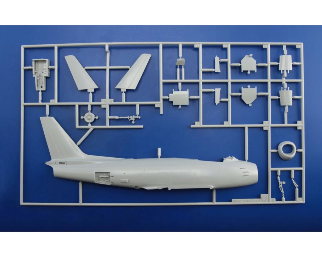 """North American F-86F-30 """"MiG Mad Marines"""" (Eduard 1/48) 1163_u14"""