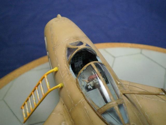 MiG-15 Bis ( Tamiya + Cockpit True Detail 1/48) 1210