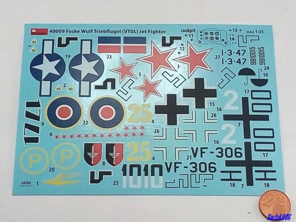 Sud Ouest 1664 Hélijet P-01 (Mini Art 1/35 réf 40009)  1229