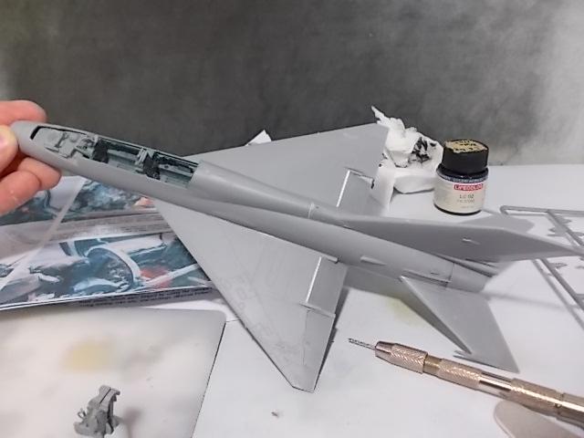 MiG-21 UM  Mongol B (Trumpeter 1/48)  1711