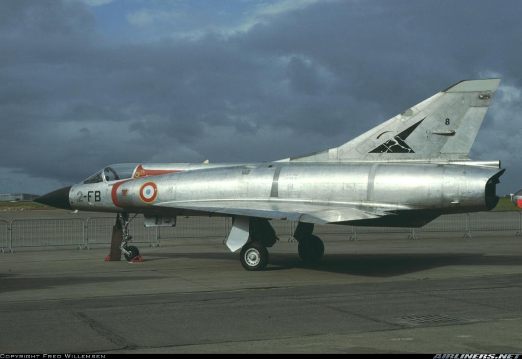 Mirage III C ( Eduard Profipack  8101) 18292010