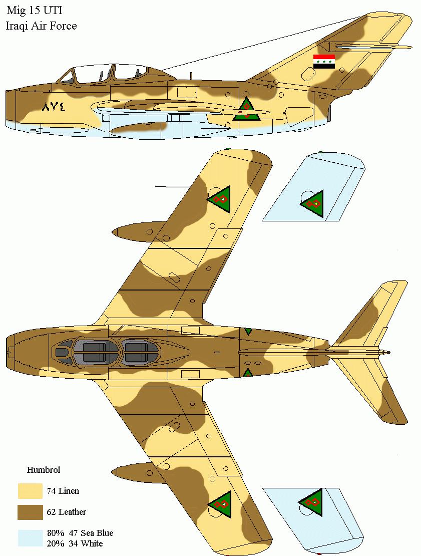 MiG-15 UTI (Trumpeter 1/48)  19_110