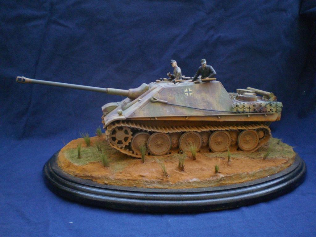 Jagdpanther ( Gunze Sangyo 1/35 ) 20100315