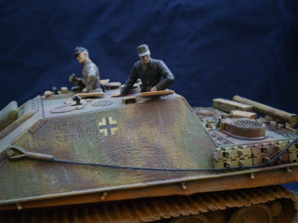 Jagdpanther ( Gunze Sangyo 1/35 ) 20100316