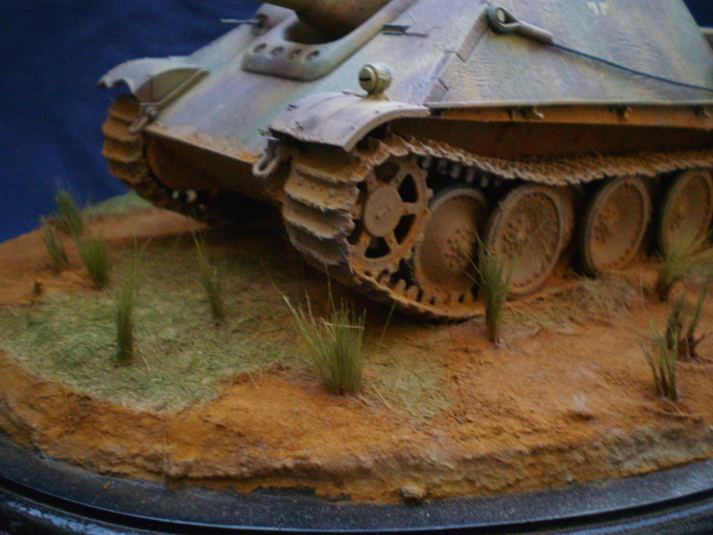 Jagdpanther ( Gunze Sangyo 1/35 ) 20100317