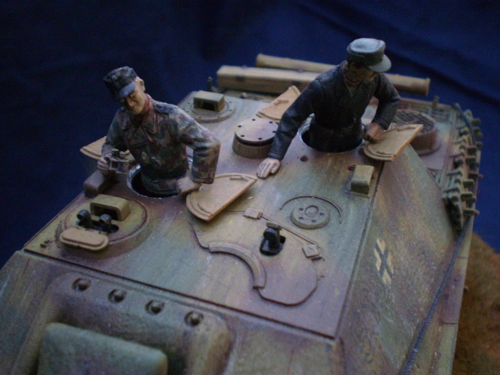 Jagdpanther ( Gunze Sangyo 1/35 ) 20100319