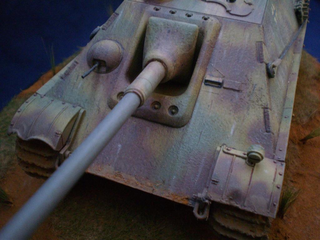 Jagdpanther ( Gunze Sangyo 1/35 ) 20100320