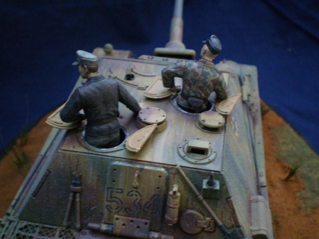 Jagdpanther ( Gunze Sangyo 1/35 ) 20100321