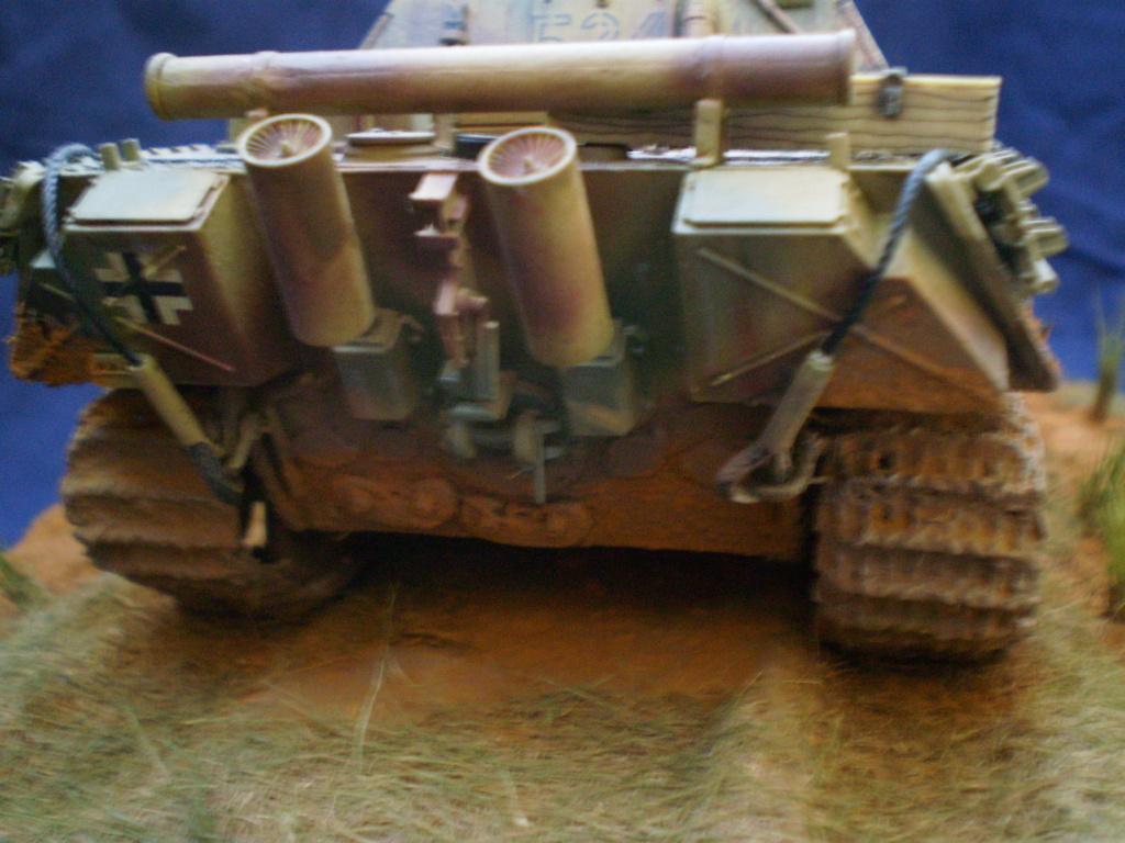 Jagdpanther ( Gunze Sangyo 1/35 ) 20100322