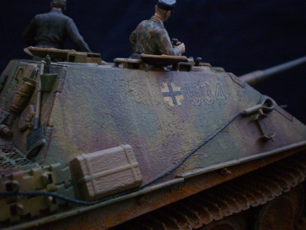 Jagdpanther ( Gunze Sangyo 1/35 ) 20100323